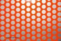 Oracover Easyplot Fun 1 92-064-091-002 Plotterfolie (l x b) 2000 mm x 200 mm Rood-oranje-zilver (fluorescerend)
