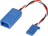 Servo Y-kabel [2x Futaba-stekker - 1x Futaba-bus] 100 mm 0.5 mm² Reely