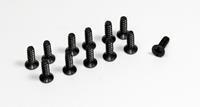 Flat Cross Screw 3x8 (12) Buggy/Truggy (1230057)