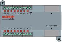 Märklin 60881 S 88 decoder