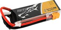 LiPo accupack 14.8 V 2300 mAh 45 C Tattu Stick XT60