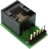 Tamselektronik TAMS Elektronik 44-09200-01-C S88-A-SL Adapterstekker S 88 6-polig Kant-en-klare module