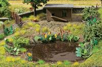 NOCH Laser-Cut minis® 14052 H0 Waterplanten, Oeverplanten