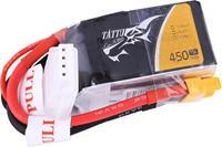 Tattu 450mAh 11.1V 75C 3S LiPo Accu - XT30