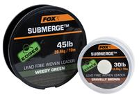 Fox Submerge Sinking Braided Mainline 0,20 mm Dark Camo 40lb 300m