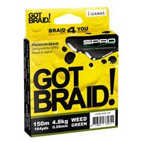 Got Braid - 0.10 mm - 150 meter