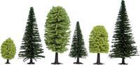 Set bomen Gemengd bos Hoogte (min.): 50 mm Hoogte (max.): 140 mm NOCH 26811 25 stuks