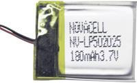 LiPo microaccu Sol Expert L180 3.7 V (max) (l x b x h) 20 x 25 x 5 mm