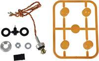 Carson Modellsport 500907214 1:14 Set LED-zwaailichten 2 stuks