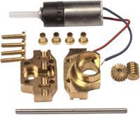 Transmissie met motor (bouwpakket) G 494 Sol Expert 96751 1:494