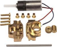 Transmissie met motor (bouwpakket) G 95 Sol Expert 96750 1:95