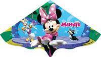 eenlijnskindervlieger Minnie Mouse 115 cm