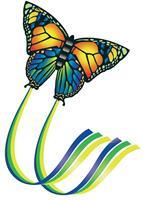 eenlijnskindervlieger Butterfly 65 cm