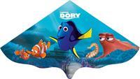 eenlijnskindervlieger Finding Dory 115 cm blauw