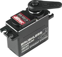 Hitec Standaard servo HSB-9381TH Brushless servo Stekkersysteem: JR
