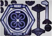 Reely Blau Race Copter FPV Gate