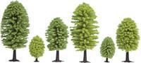 Set bomen Loofbos Hoogte (min.): 35 mm Hoogte (max.): 50 mm NOCH 32801 25 stuks