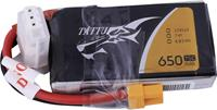 LiPo accupack 7.4 V 650 mAh 75 C Tattu Stick XT30