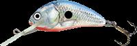 Salmo Hornet - 3.5 cm - silver blue shad