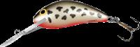 Salmo Hornet - 4 cm - dalmatian