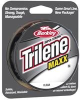 Berkley Trilene Maxx - Nylon Vislijn - Clear - 0.16mm - 300m