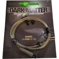 Korda Heli Leader - Dark Matter - Gravel - 40lb