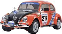 Tamiya VW Beetle Rally Brushed 1:10 RC auto Elektro Straatmodel 4WD Bouwpakket