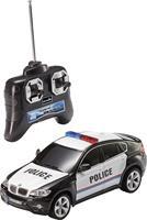 Revell BMW X6 Police speelgoed auto