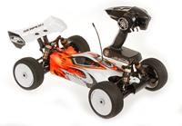 Serpent Cobra B-EP Brushless 1:8 RC auto Elektro Buggy 4WD RTR 2,4 GHz