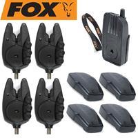 Fox Micron RX+ 4 Rod Set