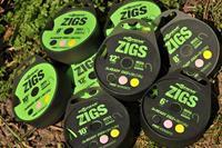 Korda Ready Zigs Barbless - 360cm - Haakmaat 10- 3st.