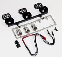 Absima Lichtbar met kabels en schroeven 15cm