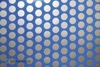 Strijkfolie Oracover 41-051-091-002 Fun 1 (l x b) 2 m x 60 cm Blauw-zilver (fluorescerend)