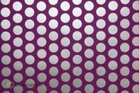 Strijkfolie Oracover 41-054-091-002 Fun 1 (l x b) 2 m x 60 cm Violet-zilver
