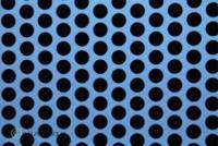 Strijkfolie Oracover 41-051-071-002 Fun 1 (l x b) 2 m x 60 cm Blauw-zwart (fluorescerend)