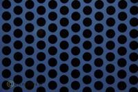 Strijkfolie Oracover 41-053-071-002 Fun 1 (l x b) 2 m x 60 cm Lichtblauw-zwart