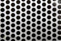 Strijkfolie Oracover 41-091-071-002 Fun 1 (l x b) 2 m x 60 cm Zilver-zwart