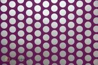 Strijkfolie Oracover 41-054-091-010 Fun 1 (l x b) 10 m x 60 cm Violet-zilver