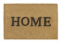 deurmat ruco embossed rubber home 40x60cm