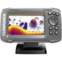 Lowrance HOOK² 4x Bullet Skimmer - Fishfinder - GPS Plotter CE