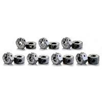 Absima Aluminium wheel hex 12mm - Offset +0.75mm (2)