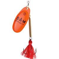 Dam Shallow Runner - 9.5 cm - fluo orange