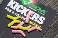 Korda Yellow/Pink Kickers - Small - Haakmaat 10 -12