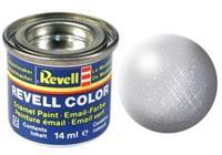 Revell Enamel NR.90 Zilver Metallic - 14ml