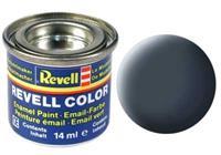 Revell Enamel NR.9 Antraciet Mat - 14ml