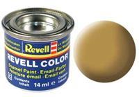 Revell Enamel NR.16 Zandkleur Mat - 14ml