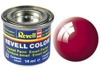 Revell Enamel NR.34 Ferrari-rood Glanzend - 14ml