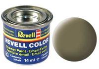 Revell Enamel NR.39 Donkergroen Mat - 14ml