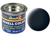 Revell Enamel NR.78 Tankgrijs Mat - 14ml