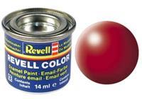 Revell Enamel NR.330 Vuurrood Zijdemat - 14ml